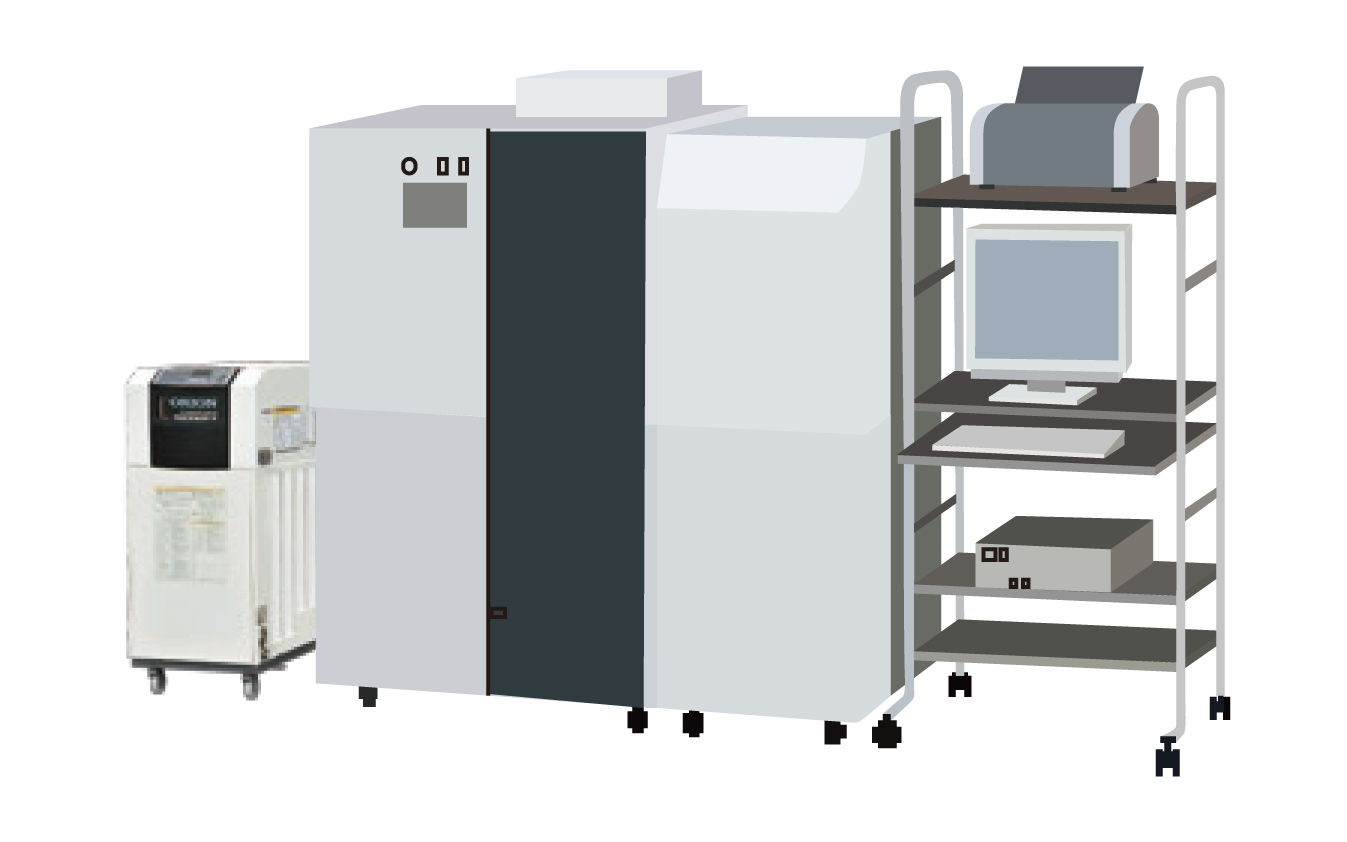 ICP ANALYSIS EQUIPMENT