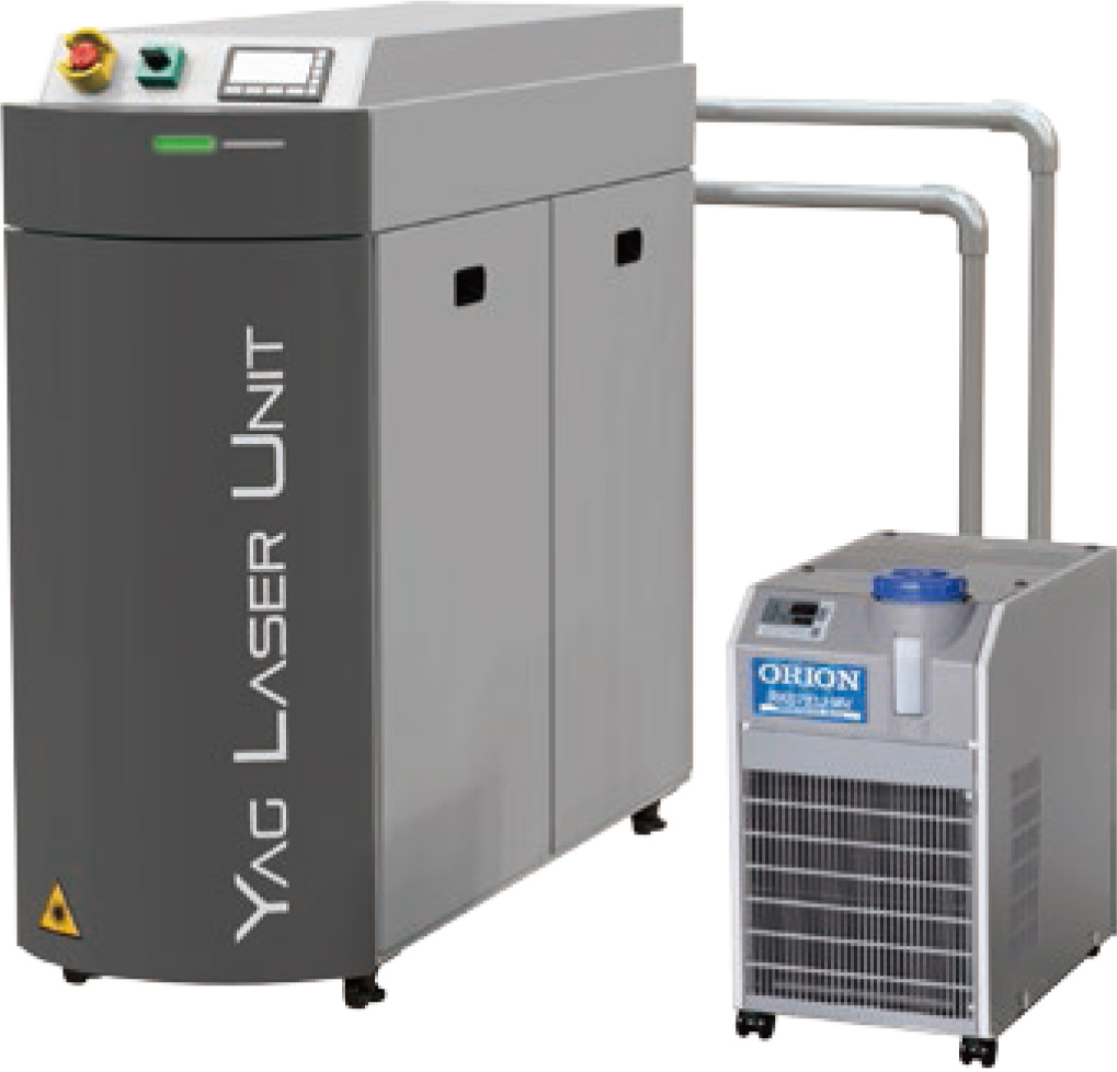 YAG Welding Machine